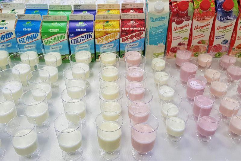 Продукция АО Молоко