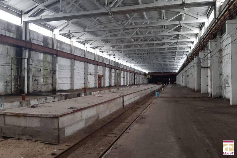 Складские площади Мост-Т