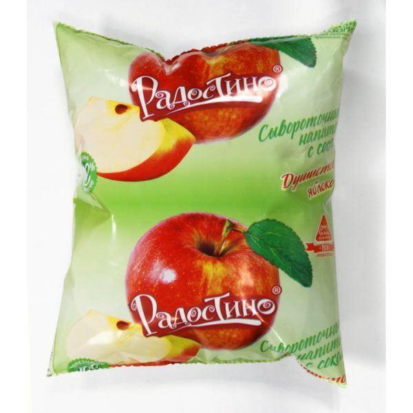 Напиток сывороточный «Душистое яблоко» 500 г «Радостино»